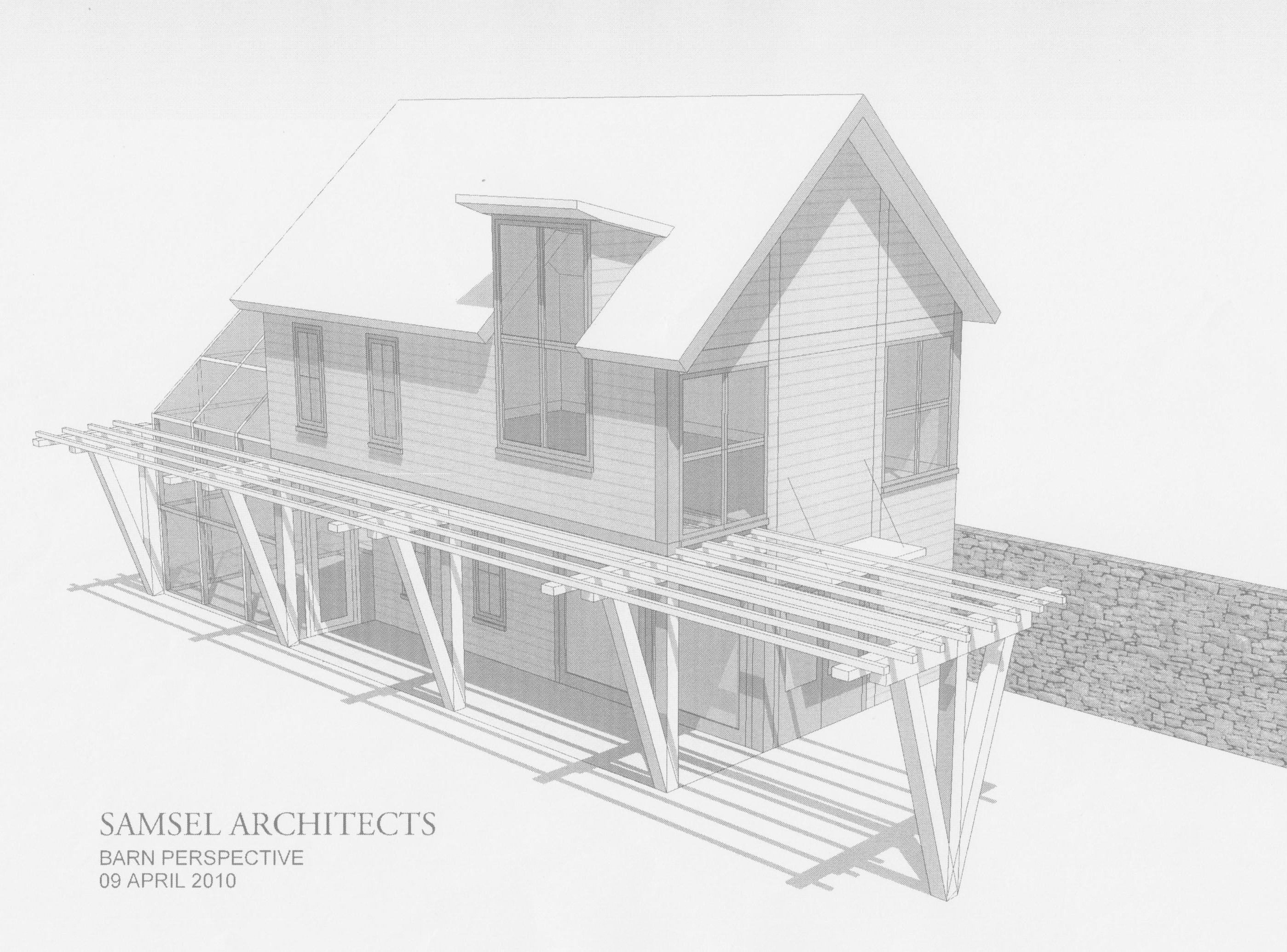 barn guest house plans the crying of lot 84